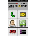 MaxCom Ms453 Simply - facile - senior - simple - smartphone