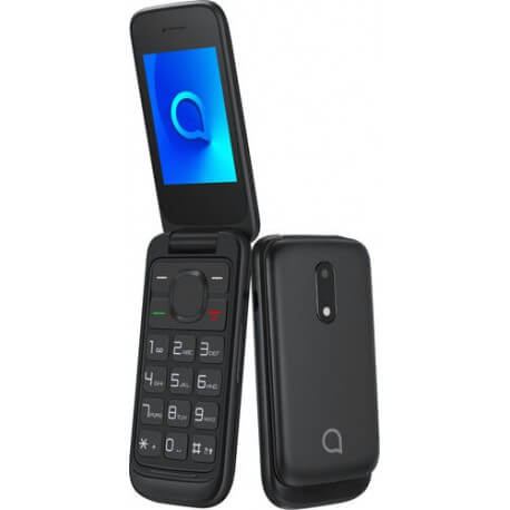 Alcatel 2053D - téléphone mobile à clapet simple senior